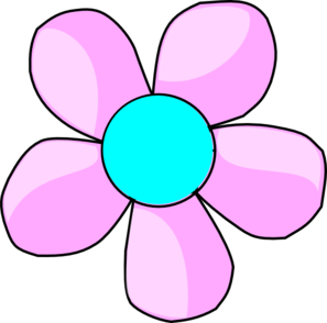 Flower Clip Art at Clker.com.