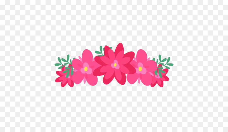 Flower crown clipart 7 » Clipart Station.