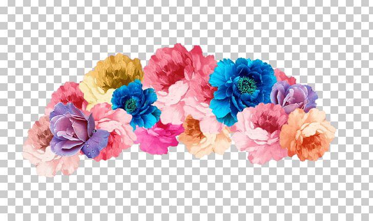 Flower Bouquet Cut Flowers Crown Headband PNG, Clipart, Artificial.