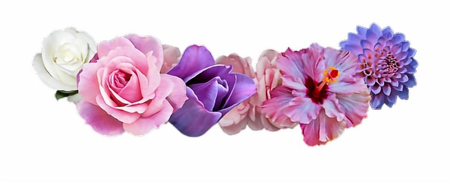 Flower Headband Png.