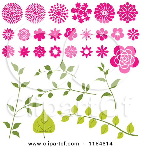 Royalty Free Flower Illustrations by dero Page 1.