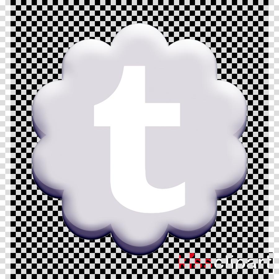 flower icon media icon round icon clipart.