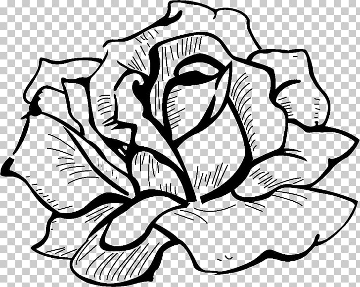 Drawing Flower Icon, flower PNG clipart.