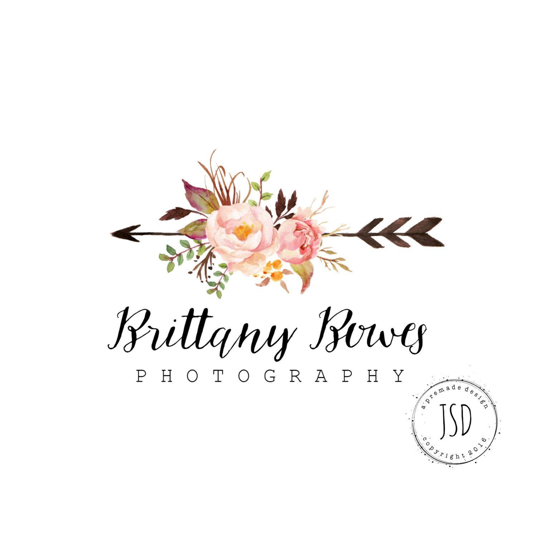 Flower Logo Design.