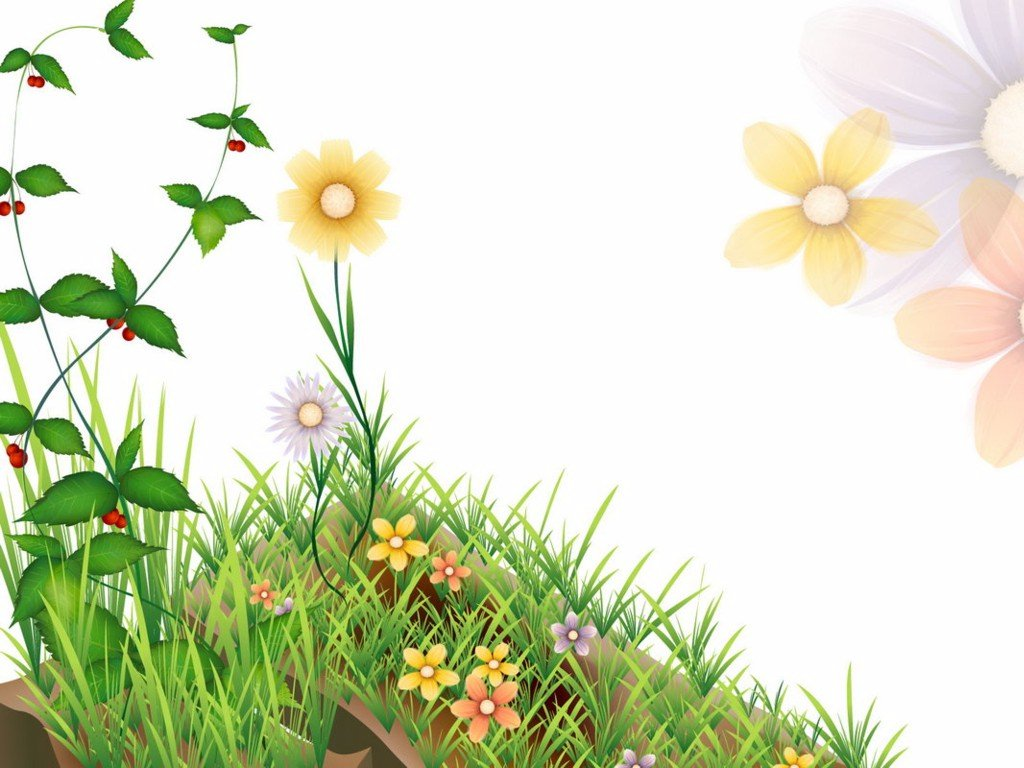 Number clipart flowers nature free.