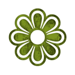 Natural floral clipart.