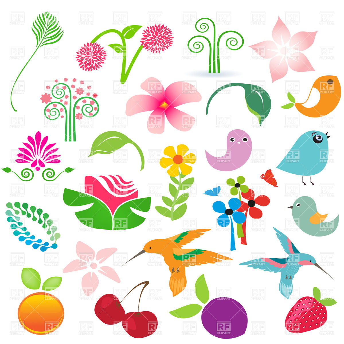 Flower nature clipart - Clipground
