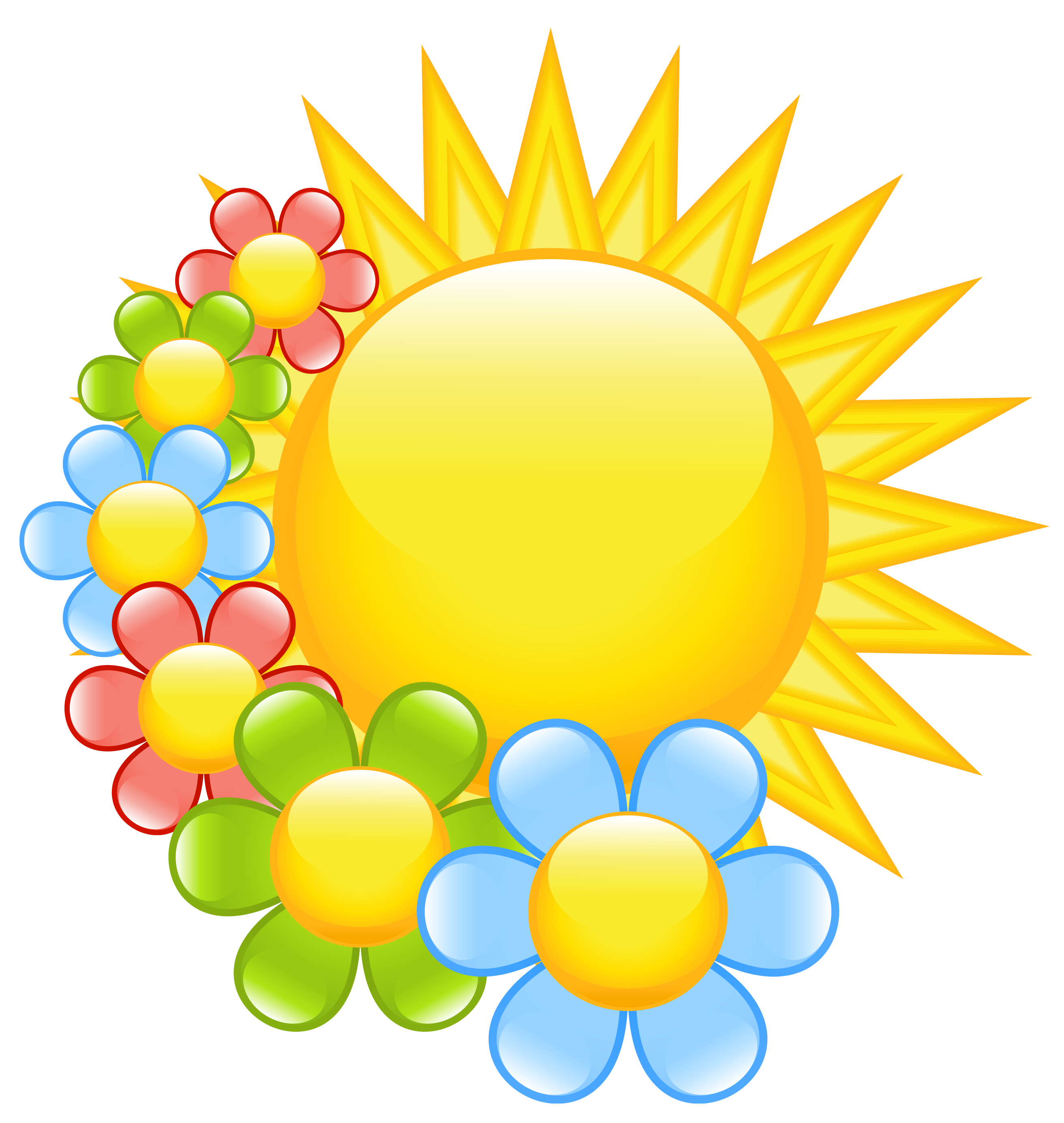 Sun Cliparts.