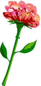 Clip Art of the Week: Hrum's Red Flower and More.