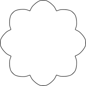 9087 lotus flower outline clip art free.