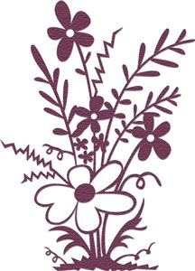 1000+ images about Silhouette Cameo Flowers/insects/trees on.