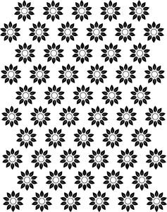 Flower Pattern.