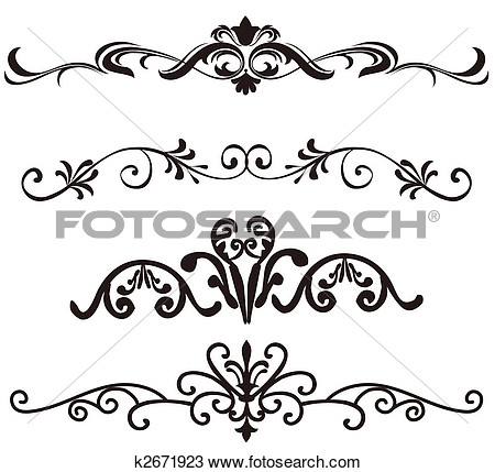 Clipart Flower Pattern.