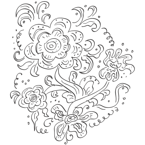 Free Russian Floral Pattern PSD files, vectors & graphics.