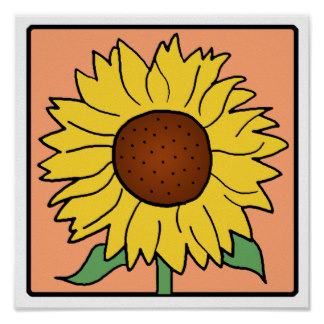 Flower Clipart Posters.