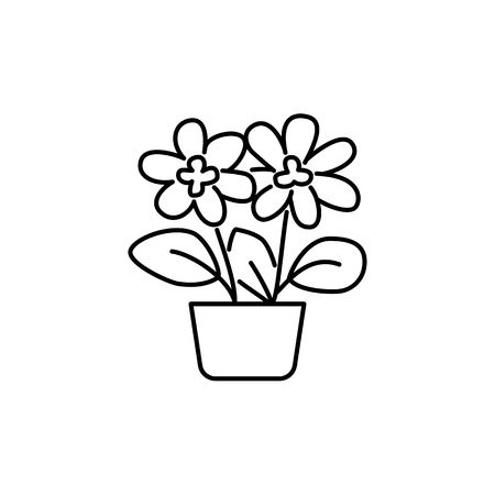 Flower Pot Clipart Black And White (91+ images in Collection) Page 2.