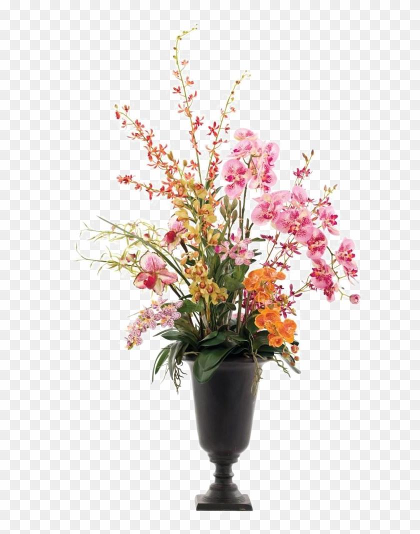 Flower Vase Background Png.