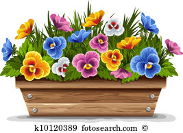 Flower pot Clipart and Illustration. 8,403 flower pot clip art.