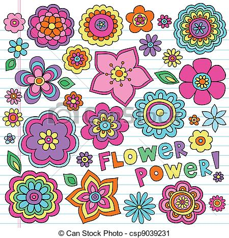 Flower power Stock Illustrations. 9,929 Flower power clip art.