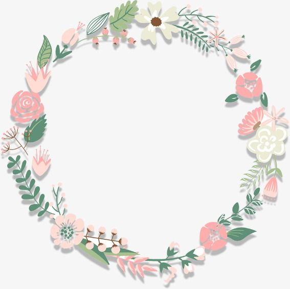 Flowers Ring, Flowers, Flower, Flowers Clipart PNG.