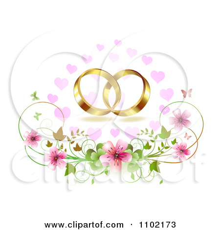 Flower Rings Clipart Clipground