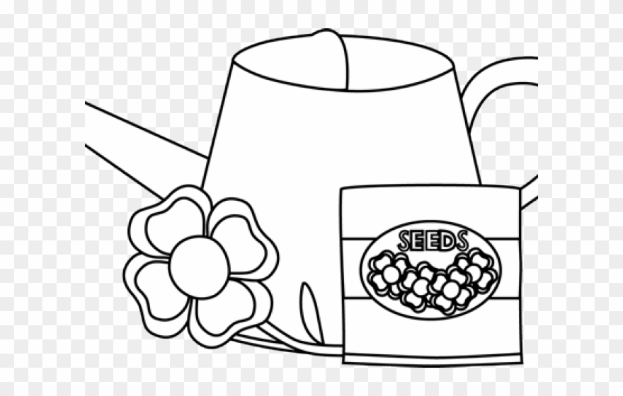 Seed Clipart Flower Seed.