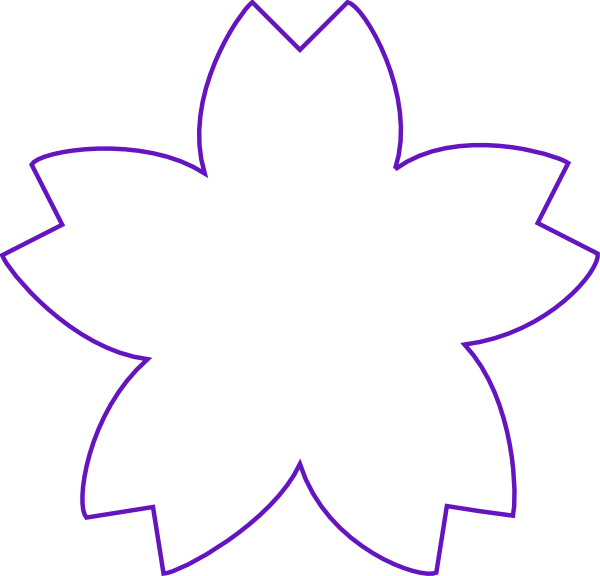Free Flower Shapes Cliparts, Download Free Clip Art, Free.