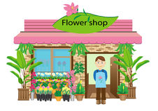 Flower Shop Clip Art.