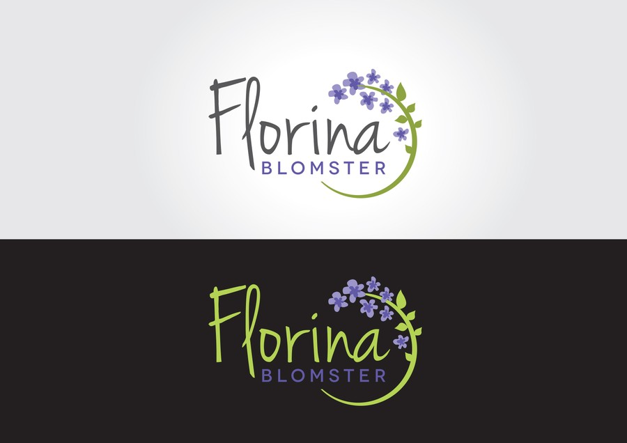 Logo for a new Flower shop.