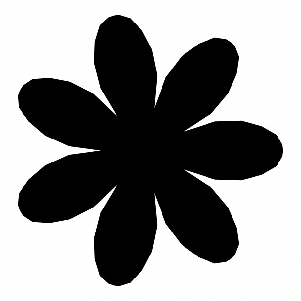 Free Flower Silhouette Images, Download Free Clip Art, Free Clip Art.