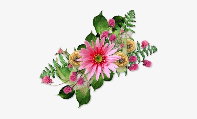 Flower Spray, Art Flowers, Drawing Flowers, Flower.