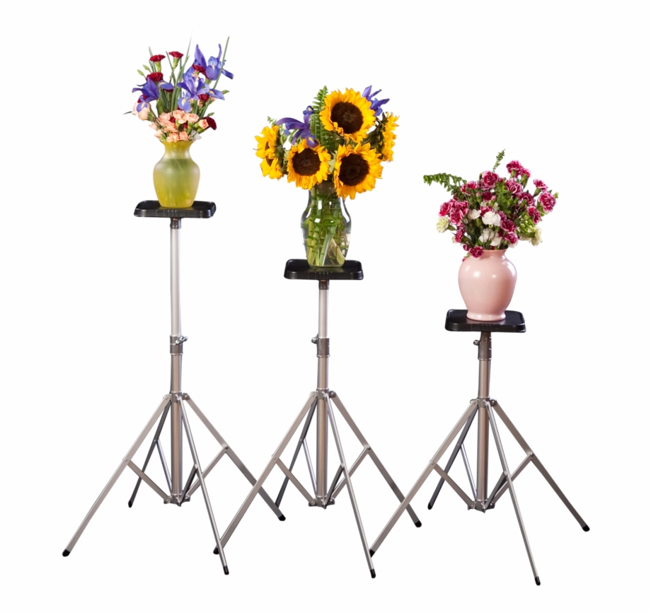 Mortuary Flower Stand.