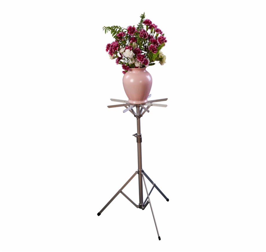 Fuenral Flower Stand.