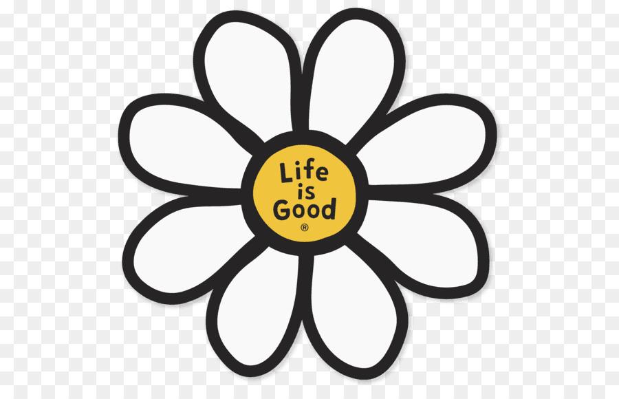 Flower Sticker clipart.