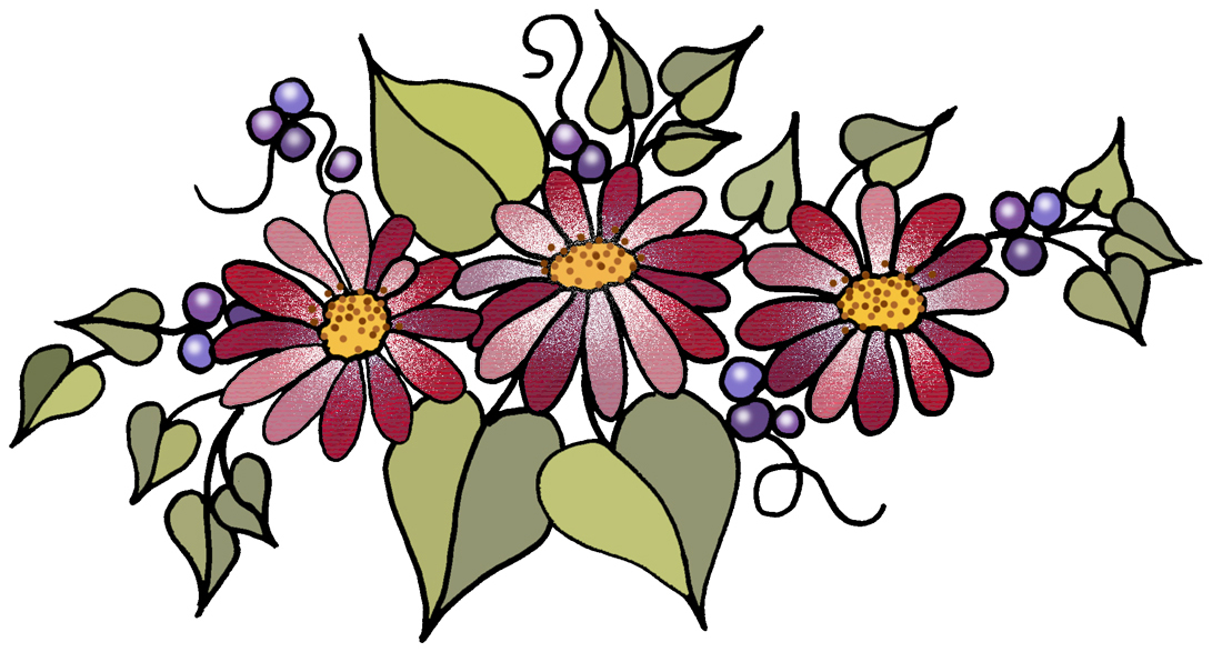 Free Flower Print Cliparts, Download Free Clip Art, Free Clip Art on.