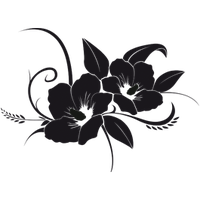Download Flower Tattoo Free PNG photo images and clipart.