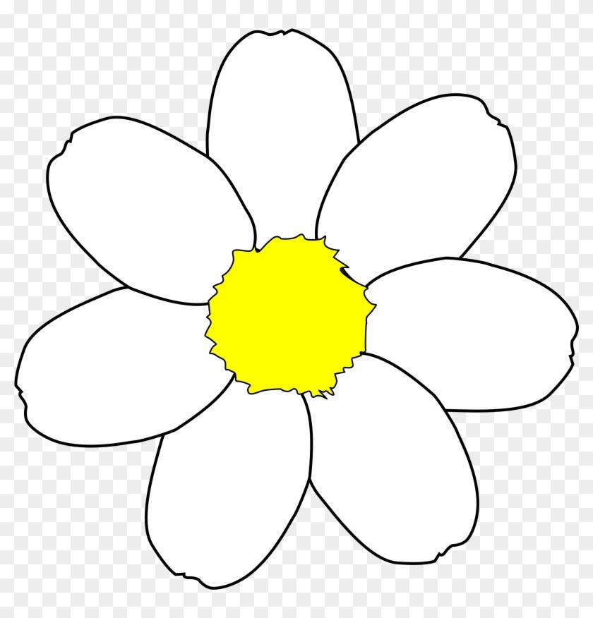 Flower Petal Clipart Image Transparent Library.