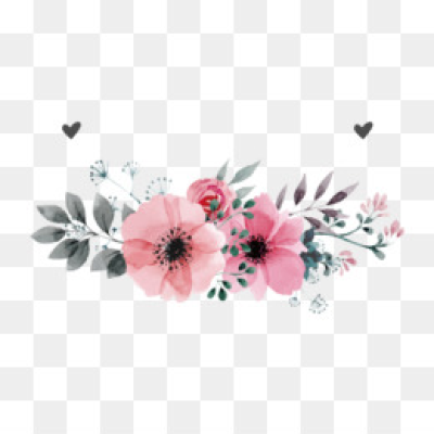 Download Free png Flower PNG & Flower Transparent Clipart Free.