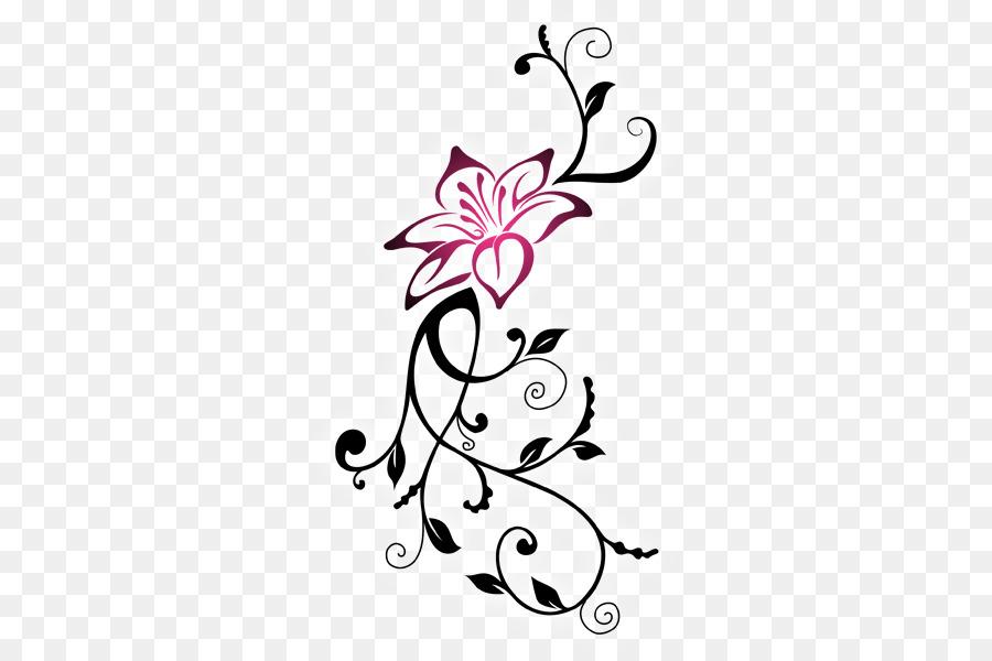 Flower Photography Clip Art.