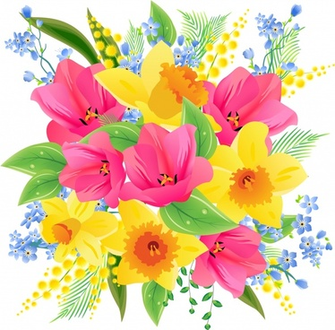 Flower free vector download (11,506 Free vector) for.