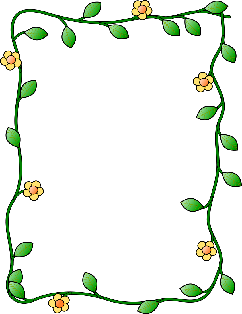 Free Flower Vine Clipart, Download Free Clip Art, Free Clip.