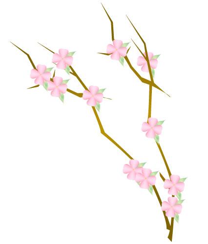 Flower Vine Clipart.
