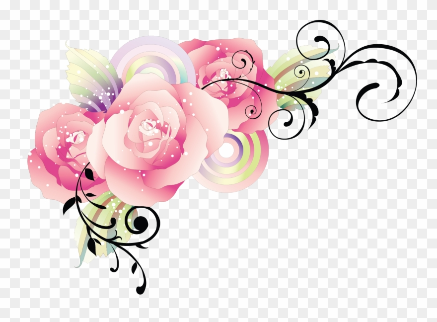 Text Borders Png Wedding Clipart (#626419).