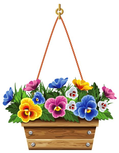 Free Flower Box Png, Download Free Clip Art, Free Clip Art.