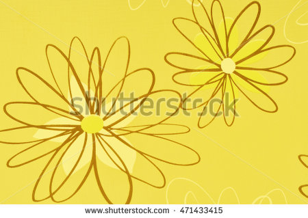 Flowered Background Stock Photo 471433415 : Shutterstock.