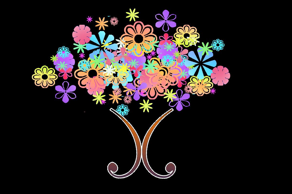 flowering tree clip art - Clipground