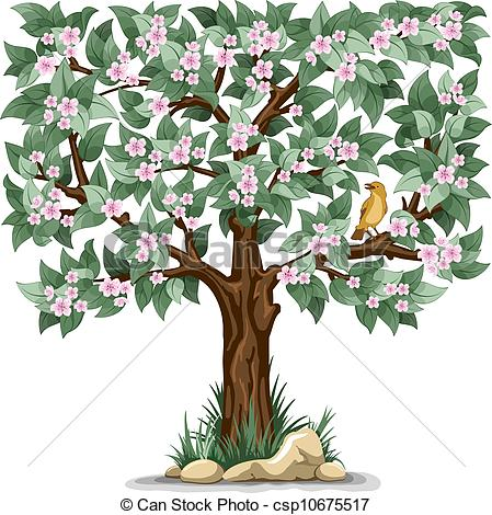 Flowering trees clipart 20 free Cliparts | Download images ...
