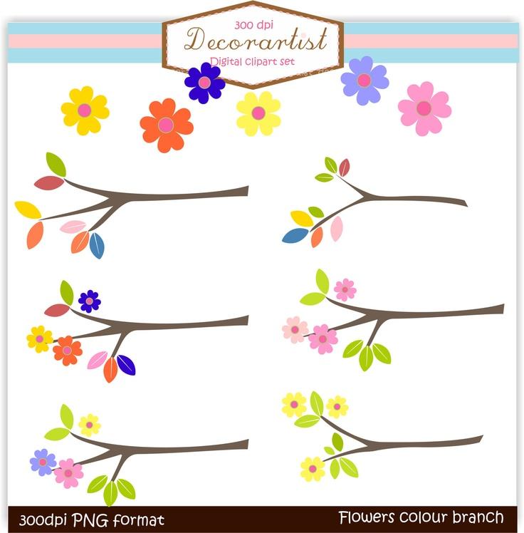 Flower Border Art.