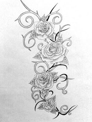 1000+ ideas about Thorn Tattoo on Pinterest.