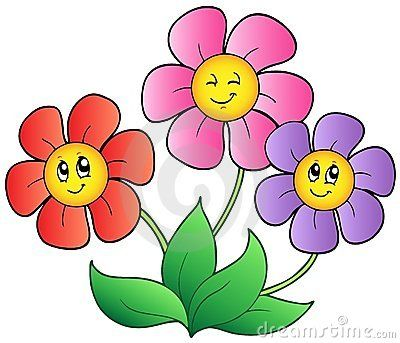 Flower blooming clipart 3 » Clipart Station.